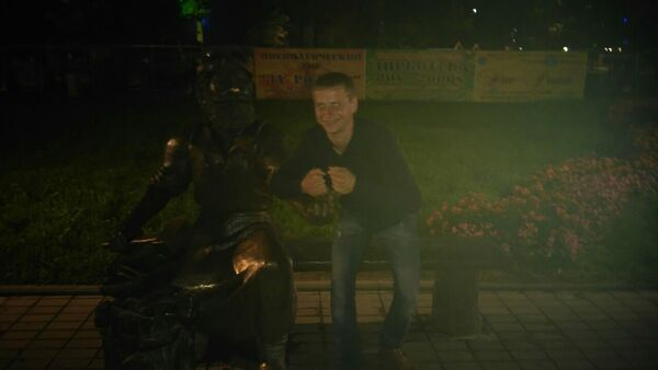 Фото мужчины Даник, Москва, Россия, 24