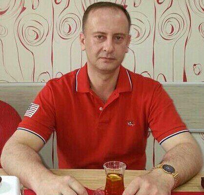 Фото мужчины ПОЛИГРАФ, Баку, Азербайджан, 45