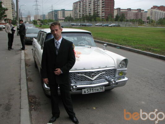 Фото мужчины serega26, Санкт-Петербург, Россия, 40