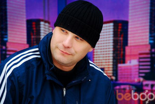 Фото мужчины серый, Москва, Россия, 40