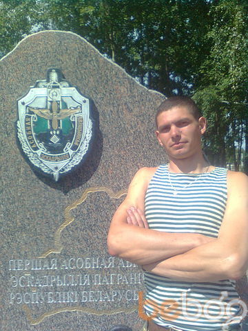 Фото мужчины terminator, Поставы, Беларусь, 32