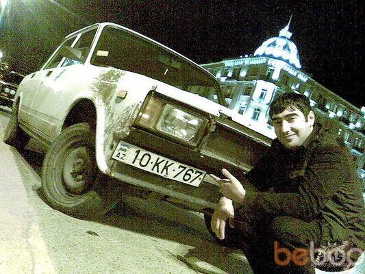 Фото мужчины ZLOY KK, Баку, Азербайджан, 33